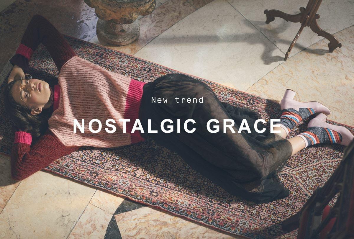 EDITED NOSTALGIC GRACE<br>by Nicolas Kantor