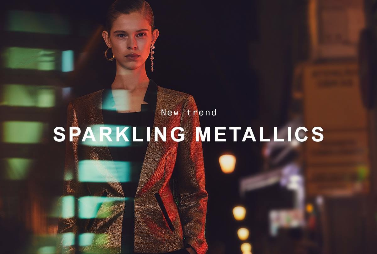 EDITED SPARKLING METALLICS<br>by Nicolas Kantor